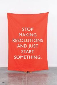 StopMakingResolutions