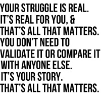 We Are All Warriors. Every Day.