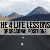 The 4 Life Lessons Of Seasonal Positions